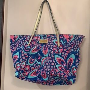 Lilly Pulitzer Summer Bag